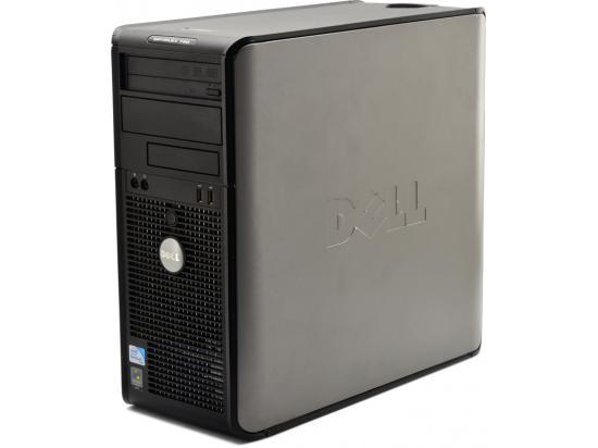 Dell OptiPlex 780 Mini Tower Computer Intel Core 2 Duo (E7500) 2.93GHz 4GB DDR3 250GB HDD