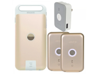 Stacked Wireless Magnetic Charging Kit for iPhone 6/6S - Gold