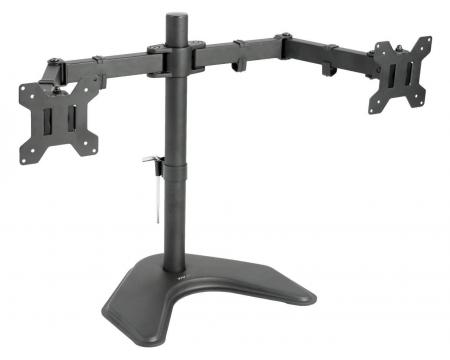 VIVO Dual VESA Monitor Desk Stand