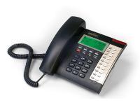 Talkswitch TS 200 Black 28-Button Single Line Analog Display Speakerphone