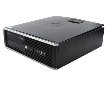 HP 8200 Elite SFF Computer Intel Core i3 (2120) 3.30GHz 4GB DDR3 250GB HDD - Grade C