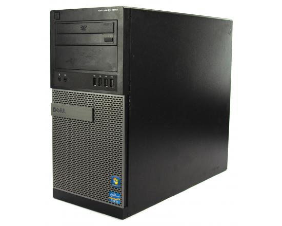Dell Optiplex 990 Mini Tower Intel Core i3 (2120) 3.3GHz 4GB DDR3 250GB HDD - Grade C