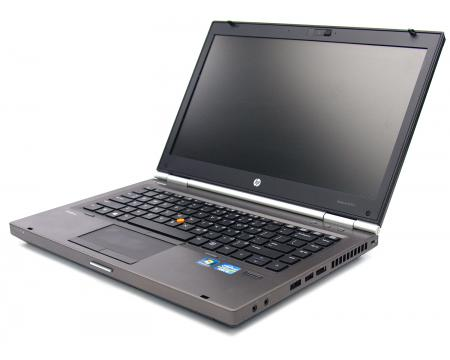 "HP EliteBook 8470W 14"" Laptop Intel Core i5 (3320M) 2.6GHz 4GB DDR3 160GB HDD"