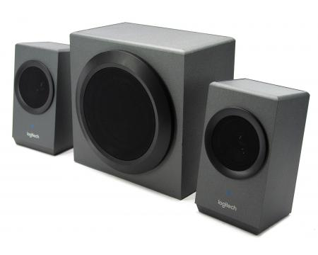 Logitech Z337 2.1-Channel Multimedia Speaker System w/Bluetooth