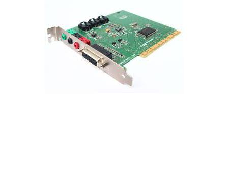 Creative Labs ES1371 PCI Sound Card