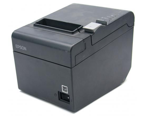Epson TM-T20II Monochrome Ethernet USB Thermal Receipt Printer (C31CD52A9912)