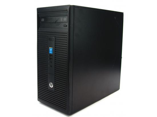 HP 280 G1 Micro Tower Computer i3-4170 Windows 10 - Grade A