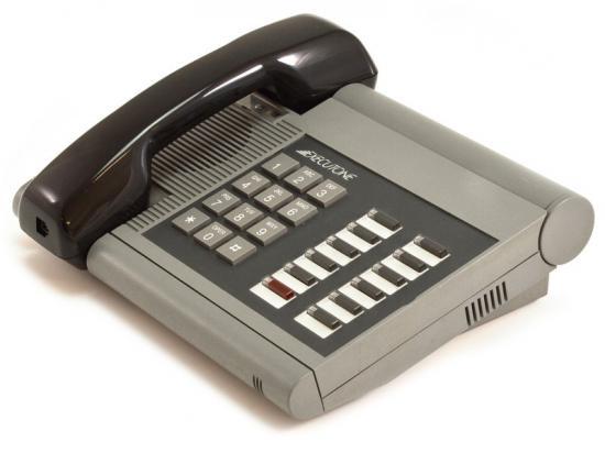 "Executone Isoetec Medley Model 12 Grey Telephone (84300) ""Grade B"""