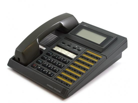 Iwatsu Omega-Phone ADIX IX-24KTD Grey Display Phone