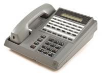 "Iwatsu Omega-Phone ADIX ZS-6KTD-SP 6 Button Display Speakerphone Grey ""Grade B"""