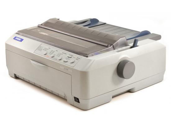 Epson LQ-590 Parallel USB 24-Pin Dot Matrix Impact Printer (C11C558001)