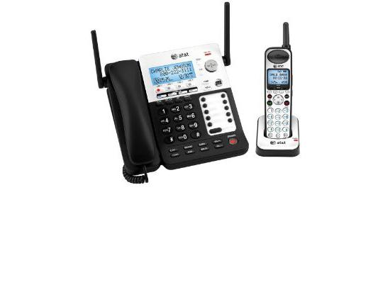 AT&T SynJ SB67138 4-line Corded/Cordless Phone System