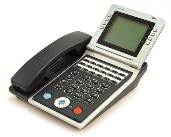 Iwatsu ADIX NR-A-18SKTD 18-Button Enterprise Digital Phone (104304)