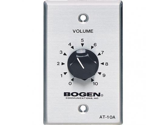 Bogen 10 Watt Attenuator (single gang size)