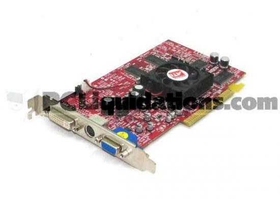 ATI Radeon 9250 256MB PCI Video Card Dual Monitor