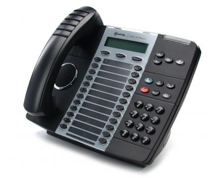 Mitel 5224 24-Button Dual Mode Backlit IP Display Phone (50004894)