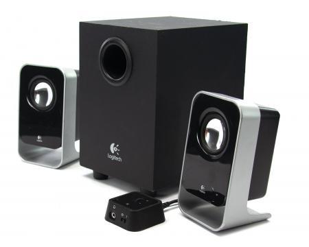 Logitech LS21 2.1 Stereo Speaker System (880-000117)