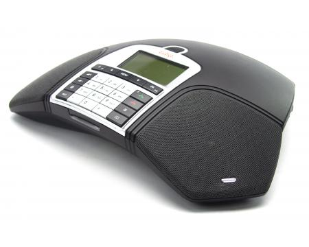 B149 Black Analog Display Conference Phone - Grade A