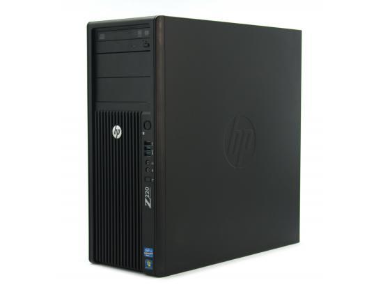HP Z220 Mini Tower Intel Xeon Processor (E3-1225) 3.20GHz 4GB DDR3 250GB HDD