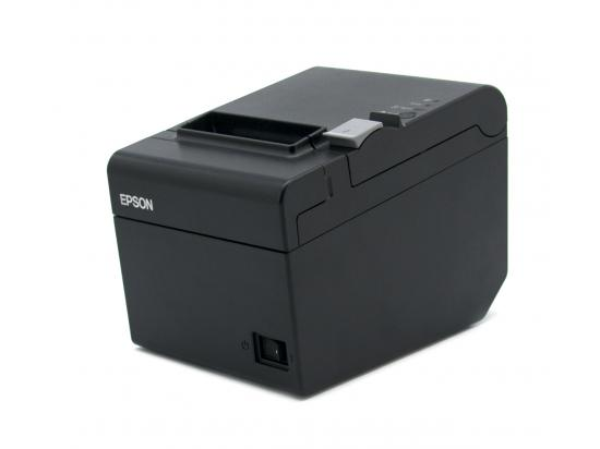 Epson TM-T20II Monochrome USB Ethernet Thermal Receipt Printer (M267D)