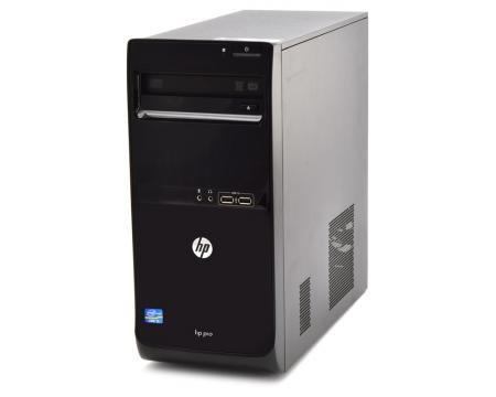 HP Pro 3500 Micro Tower Computer Intel Pentium (G2120) 3.10GHz 4GB DDR3 250GB HDD