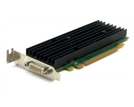 Nvidia Quadro NVS 290 P538 256MB DDR2 PCI-E x16 Video Card