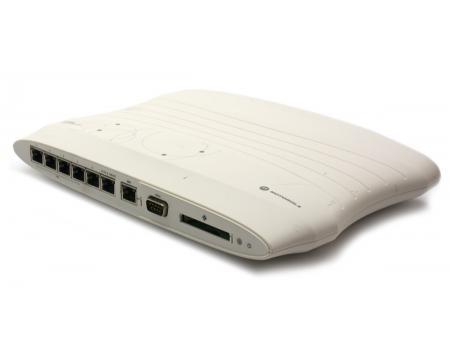Motorola WS-2000-SME-WW 4-Port 10/100 Wireless PoE Switch