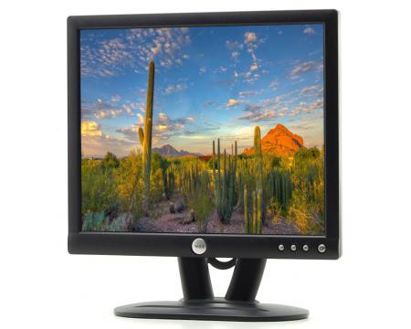 """Dell E173FP 17"""" LCD Monitor - Grade A"""