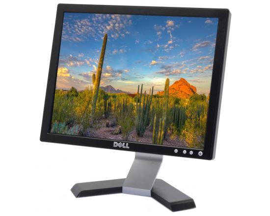 """Dell E157FP 15""""  Silver/Black LCD Monitor  - Grade A"""