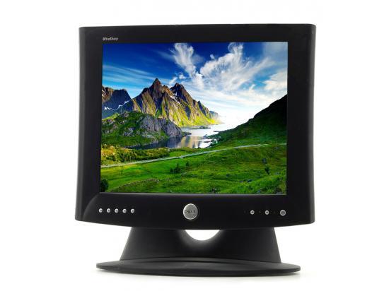 "Dell 1701FP 17"" Black LCD Monitor  - Grade A"