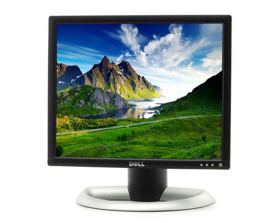 """Dell 1703FP 17"""" Silver/Black LCD Monitor - Grade A"""