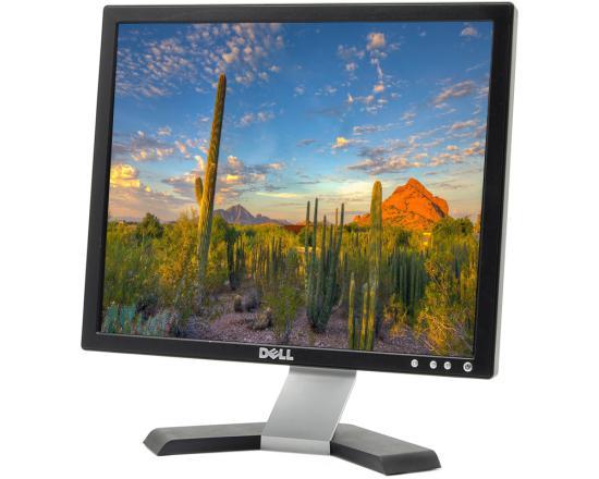 """Dell E177FP 17"""" Silver/Black LCD Monitor - Grade B"""
