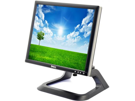 "Dell 1704FP 17"" LCD Monitor  - Grade A - USFF Stand"