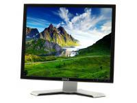 """Dell 1907FP 19"""" LCD Monitor - Grade A - Silver/Black"""