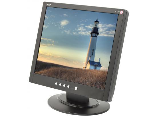 """Acer AL1714 17"""" LCD Monitor - Grade A"""