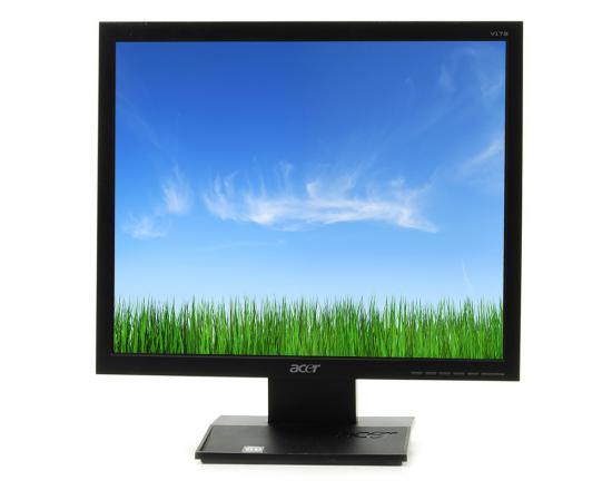 """Acer V173 17"""" LCD Monitor - Grade A"""