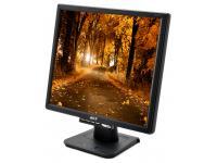 """Acer AL1716 17"""" Black LCD Monitor - Grade B"""