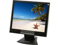 """Amptron A170E1 17"""" Black LCD Monitor - Grade B"""