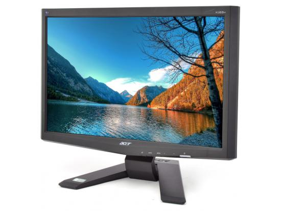 "Acer X183H 18.5"" Widescreen Black LCD Monitor - Grade B"
