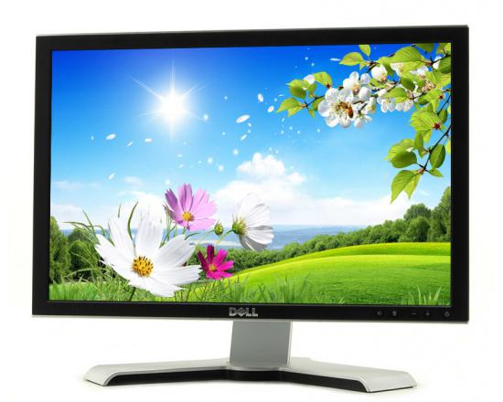 """Dell 2009Wt 20"""" Widescreen LCD Monitor - Grade C"""