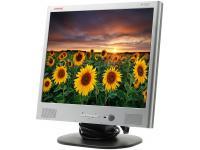"""Compaq FP7317 17"""" Black/Silver LCD Monitor - Grade A"""