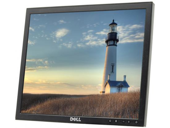 """Dell 1708FP 17"""" Silver/Black LCD Monitor - Grade C - No Stand"""