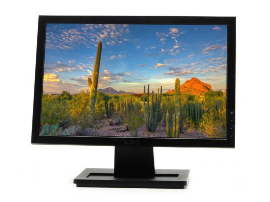 """Dell E1709W 17"""" Widescreen Black LCD Monitor - Grade B"""
