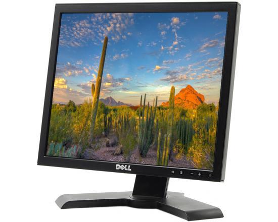 "Dell 1708FP 17"" Black/Silver LCD Monitor - Grade B"