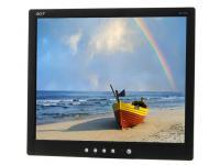 "Acer AL1715 17"" Black LCD Monitor - Grade B - No Stand"