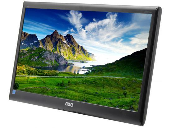 """AOC E950SWN 18.5"""" Widescreen LCD Monitor  - Grade B - No Stand"""
