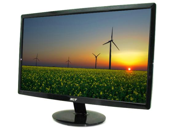 """Acer S231HL 23"""" Widescreen LCD Monitor - Grade B"""