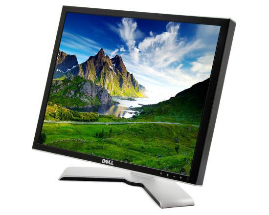"""Dell UltraSharp 2007FP 20"""" Silver/Black LCD Monitor - Grade B"""