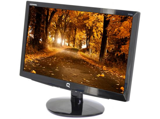 """Compaq S1922a 18.5"""" Widescreen Black LCD Monitor -Grade A"""