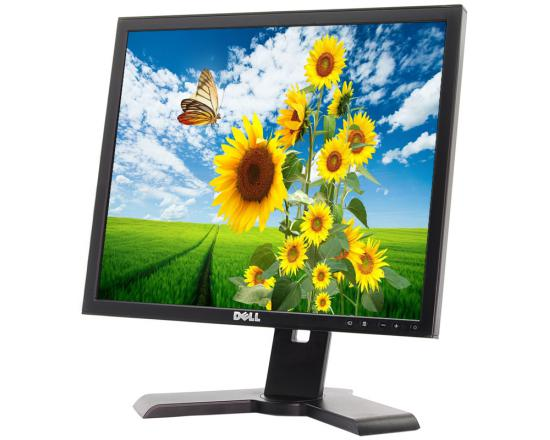 "Dell 1908FP - Grade B - Black - 19"" LCD Monitor"